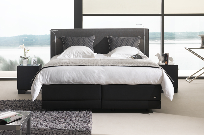 boxspring betten betten kramer. Black Bedroom Furniture Sets. Home Design Ideas