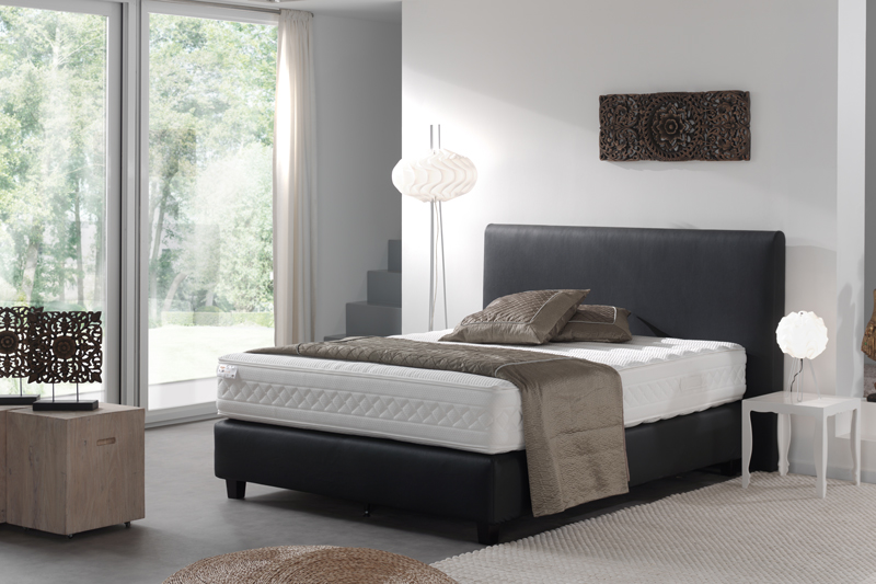 komfort boxspringbetten aus belgien betten kramer. Black Bedroom Furniture Sets. Home Design Ideas